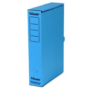Esselte Storage Box Foolscap Blue