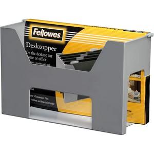 Fellowes Desktopper Grey