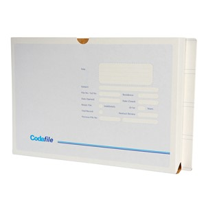 Codafile Expanding Pocket 35mm Lateral Files Pack 20