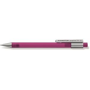 Graphite 777 Mechanical Pencil 0.5mm Leads Magenta