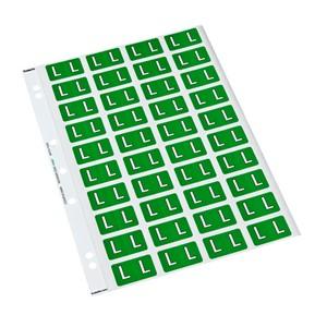 Codafile Labels L 25mm Sheet 5