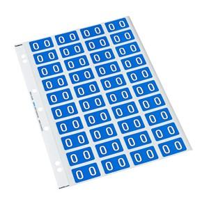 Codafile Labels O 25mm Sheet 5