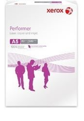 Fuji Xerox Performer Copy Paper Office A5 80gsm Pack 500