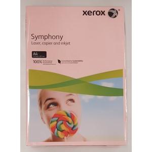 Fuji Xerox Copy Paper Undertones Tint A4 80gsm 500 Sheets Pink