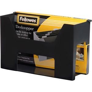 Fellowes Desktopper Black