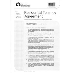 Tenancy Agreement Form
