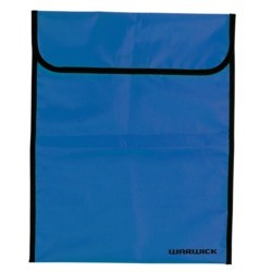 Warwick Homework Bag XL Fluoro Blue - pr_1702150