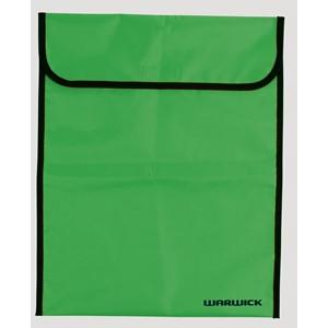 Warwick Homework Bag XL Fluoro Lime