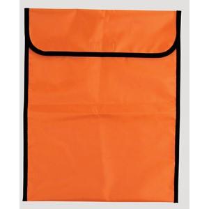 Warwick Homework Bag XL Fluoro Orange