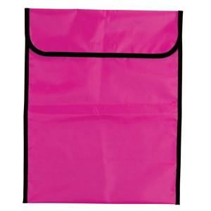 Warwick Large Homework Bag Fluoro Pink