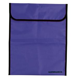 Warwick Large Homework Bag Fluoro Purple
