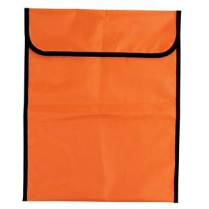 Warwick Large Homework Bag Fluoro Orange