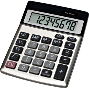 Jastek Desktop Calculator CC1