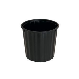 Heavy Duty Rubbish Bins Black
