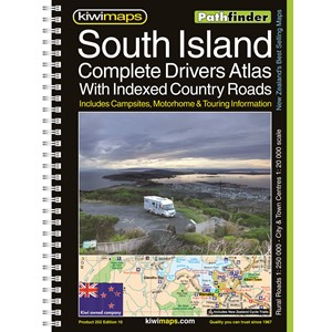 Pathfinder Bk A4 South Island Drivers At