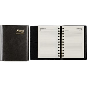 Cumberland 2020 Norwich Spiral Diary A6 Day Per Page