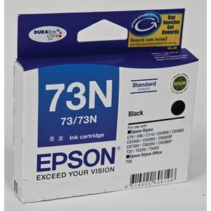 Epson Ink Cartridge T105192 73N Black