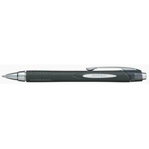 Uni Rollerball Pen Medium Jetstream Black