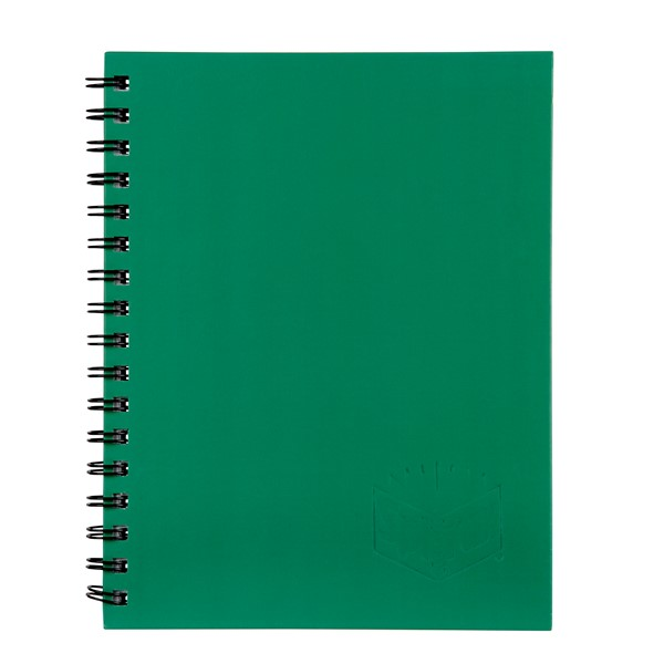 Spirax 512 Hardcover Notebook A4 200 Pages Green - pr_1702731