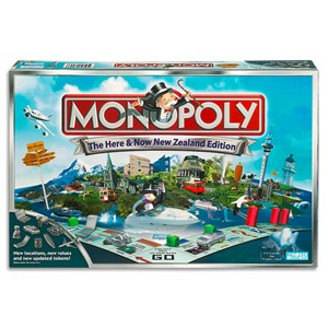 Monopoly Here and Now NZ Edition