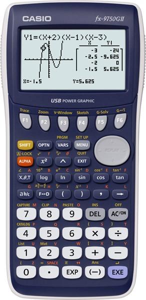 Casio Graphics Calculator FX9750GII - pr_427470