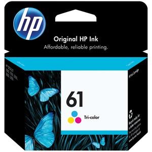 HP Ink Cartridge CH562WA 61 Tri-Colour