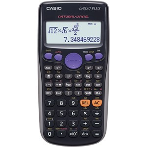 Casio Scientific Calculator FX82AU Plus