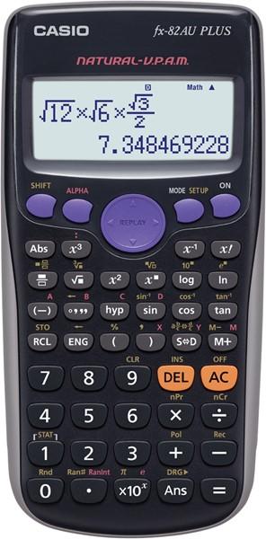 Casio Scientific Calculator FX82AU Plus - pr_427517