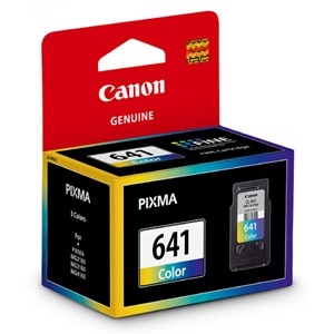 Canon Ink Cartridge CL641 Tri-Colour