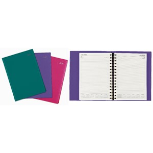 Cumberland Soho 2020 Diary Assorted A5 Day Per Page