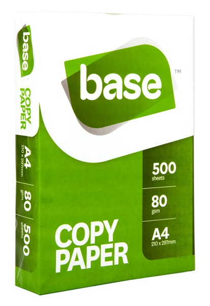 Base Copy Paper A4 80gsm Ream of 500 Sheets - pr_1700299