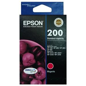 Epson Ink Cartridge 200 Magenta Durabrite Ultra