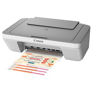 Canon MG2460 Pixma Multifunction Inkjet Printer