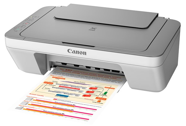 Canon MG2460 Pixma Multifunction Inkjet Printer - pr_1699355