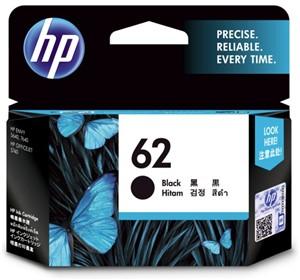 HP Ink Cartridge C2P04AA 62 Black - pr_1702303