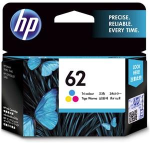 HP Ink Cartridge C2P06AA 62 Tri-Color - pr_1702357