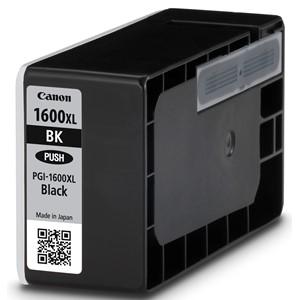 Canon Ink Cartridge PGI1600XL Black
