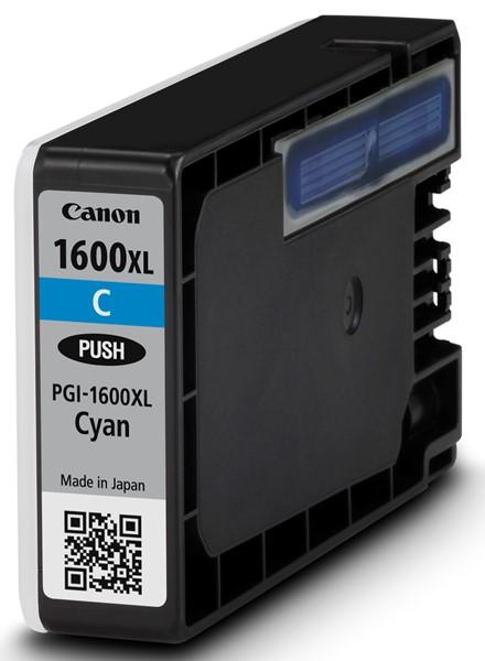 Canon Ink Cartridge PGI1600XL Cyan - pr_427641