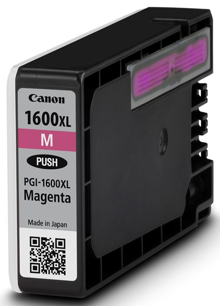Canon Ink Cartridge PGI1600XL Magenta - pr_1702052