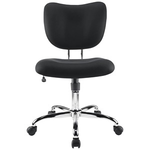 Brenton Low Back Studio Chair Black