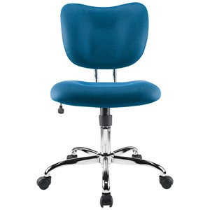 Brenton Low Back Studio Chair Blue