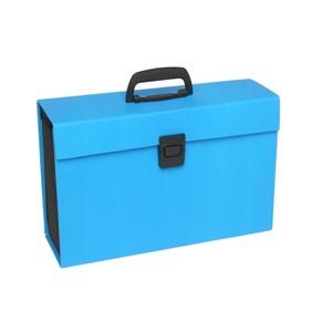 Colourhide My Trusty Expanding File 19 Pocket Blue