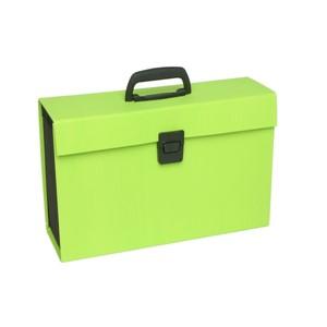 Colourhide My Trusty Expanding File 19 Pocket Lime