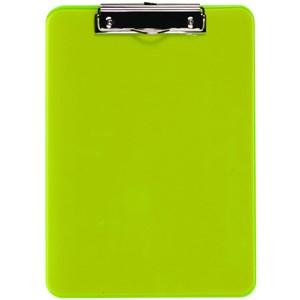 Esselte Plastic Clipboard A4 Neon Green
