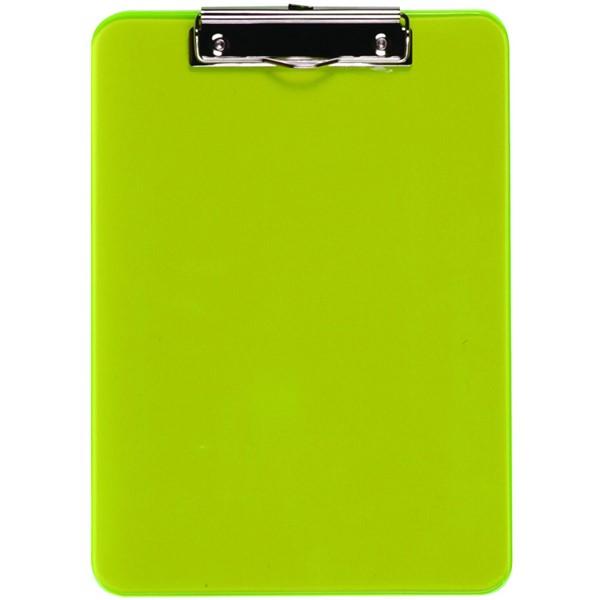 Esselte Plastic Clipboard A4 Neon Green - pr_1702509