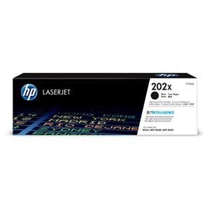 HP 202X Black Toner