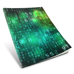 EZ Cover 1B8 Book Sleeve Matrix