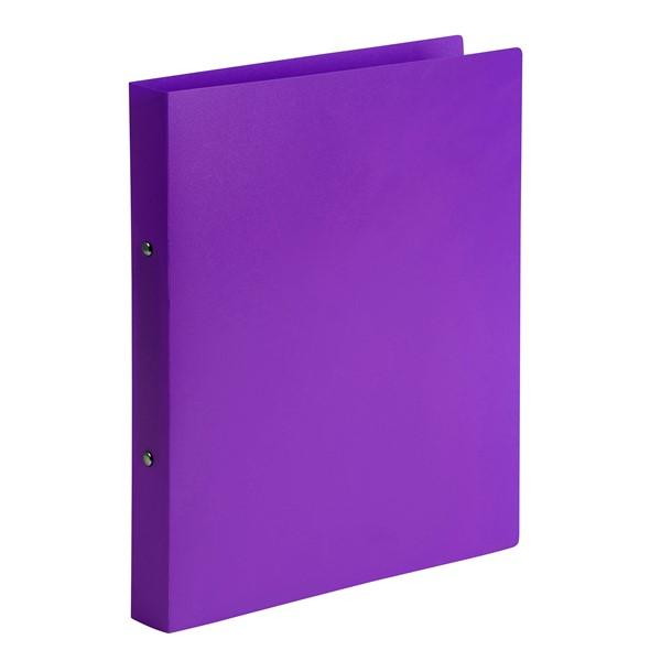Marbig Ringbinder Soft Cover A4 Purple - pr_1702720