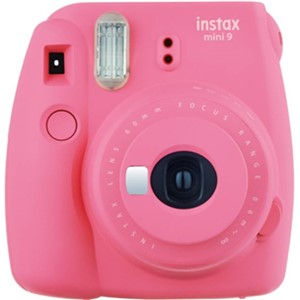 Fujifilm Instax Mini 9 Flamingo Pink $25 Cashback Offer from FujiFilm NZ redeemable via www.instax.co.nz/promotions . Offer valid 22nd Jan - 4th March 2020