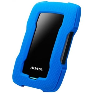 Adata Durable External Hard Drive HD330 2TB USB3.1 Blue